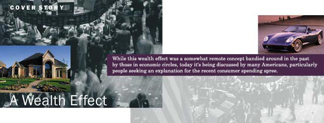 A Wealth Effect