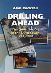 Book cover: Drilling Ahead