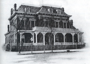 The Austell House