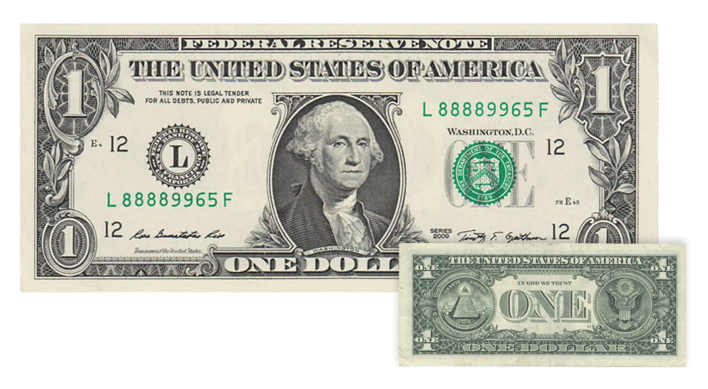 U S  Currency - Dollars & Cents: Fundamental Facts About