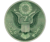 Great Seal Eagle