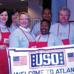 photo of Atlanta Fed volunteers