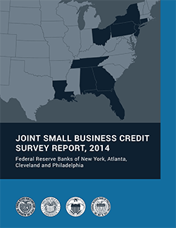 cover of 2014 Small Business Credit Survey Report