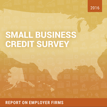 Small Business Credit Survey logo