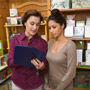 Photo of small business owners