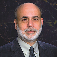Photo of Chairman Ben Bernanke